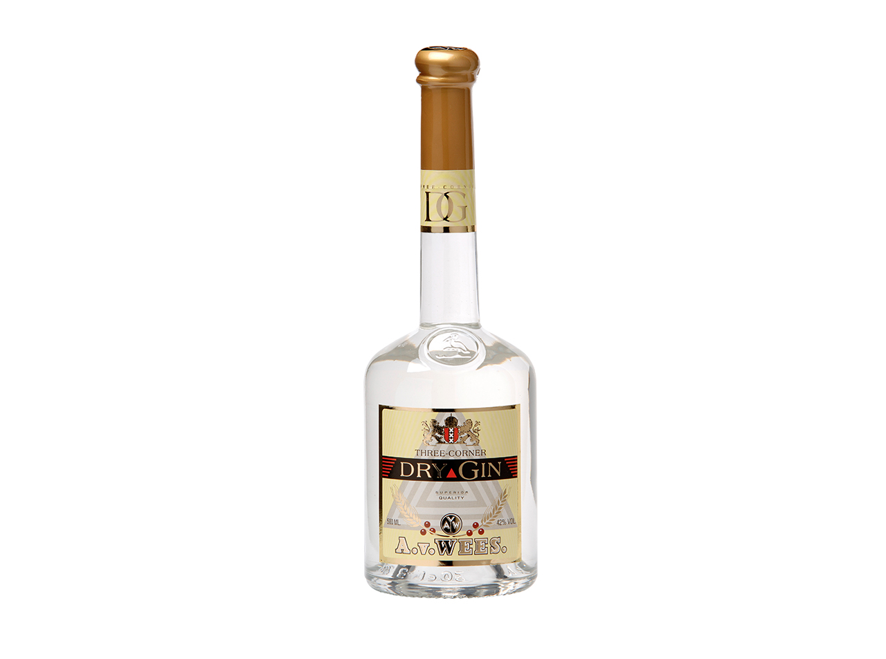 Three Corners Dry gin